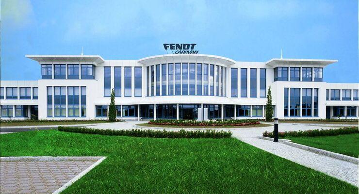 Fendt-Caravan investiert 9,5 Millionen Euro in das eigene Unternehmen und plant Modernisierung und Ausbau aus eigenen Mitteln