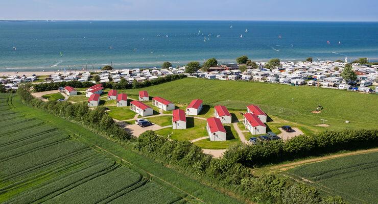 Ferien in Mobilheimen in Schleswig-Holstein werden zunehmend beliebter. Die Campingplätze an der Ostseeküste rüsten auf.