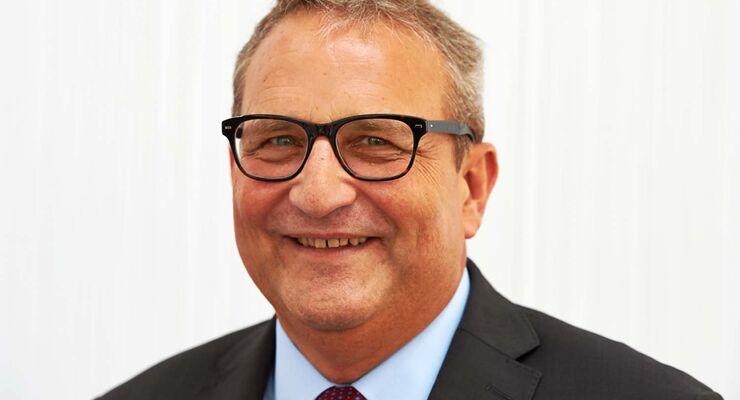 Hermann Pfaff ist Geschäftsführer der Hymer Business Development GmbH und seit September 2014 Präsident des Caravaning Industrie Verbands Deutschland (CIVD).