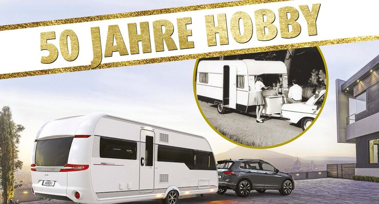 Hobby Advertorial - 50 Jahre Hobby