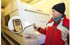 Kann die Warmwasserheizung die Innentemperatur halten?
