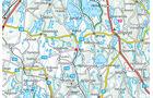 Karte Region Ryd