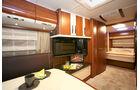 Luxus Wohnwagen