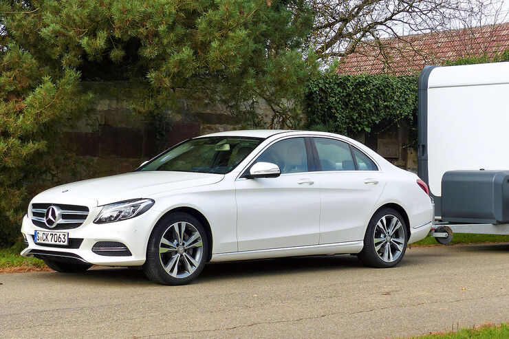 Mercedes-Benz C 250 Bluetec