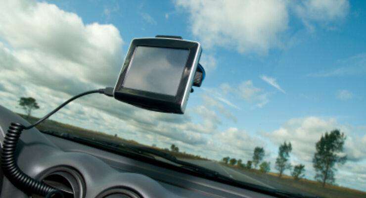 Mobiles Navigationsgerät