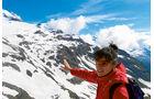 Piemont, Bergführerin