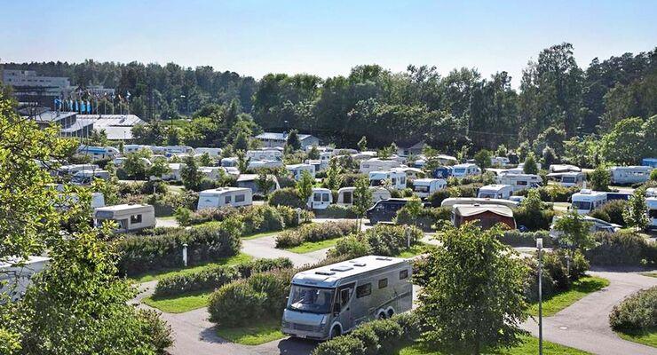 Rastila Camping Helsinki Finnland