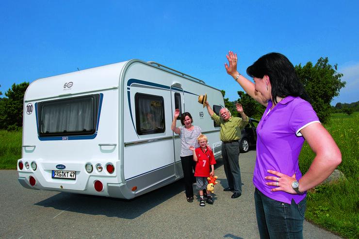 Ratgeber: Reisen mit Enkeln, CAR 08/2012