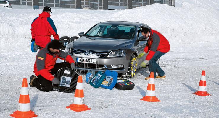 Ratgeber: Schneeketten