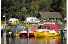 Ratgeber: So campt Europa, Naturschutzgebiet De Weerribben