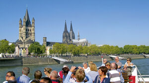 Reise: Köln - Domstadt am Strom, CAR 06/2012