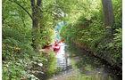 Reise: Mecklenburgische Seen, Kanal