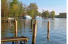 Reise: Mecklenburgische Seen, Mirow