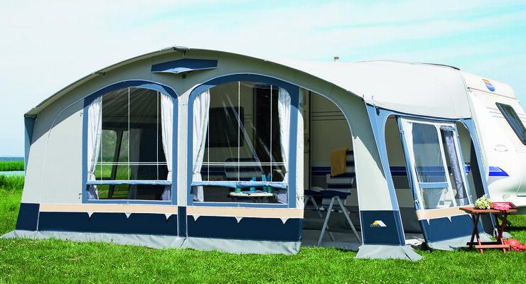 Neue Vorzeltvariante Von Dwt Zelte Caravaning