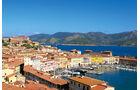 Schon zu Roemerzeiten, ist neben Cavo und Rio Marina Zielhafen der Faehren.
