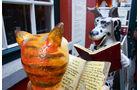 Stadtmusikanten vor dem Geschichten-Haus in Bremen