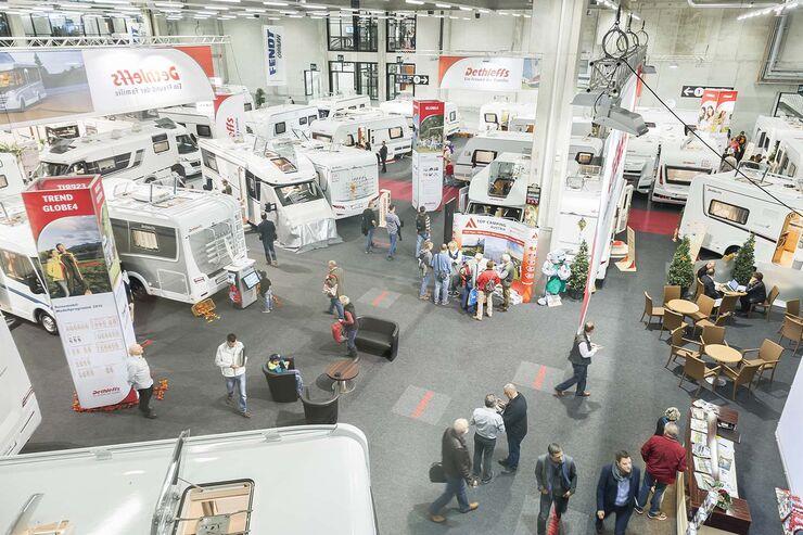 Suisse caravan salon 2015 in bern die gro e camping messe for Salon caravaning