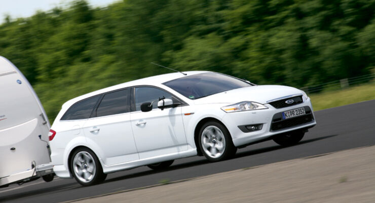 Test: Ford Mondeo Turnier