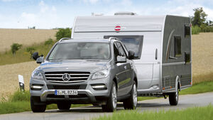 Test: Mercedes ML 350 Bluetec
