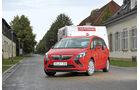 Test: Opel Zafira