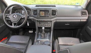 VW Amarok Aventura
