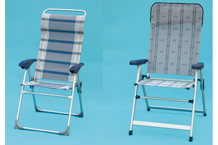 test 12 campingst hle im vergleich neue sitzordnung seite 9 caravaning. Black Bedroom Furniture Sets. Home Design Ideas