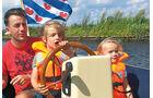 Wassersport im Camping de Kuilart