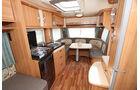 Wohnwagen Caravan Hymer Nova