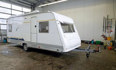 werkstatt ratgeber f r wohnwagen seite 4 caravaning. Black Bedroom Furniture Sets. Home Design Ideas