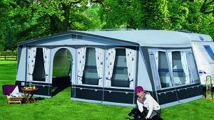 Zelt Brand Galaxy Caravan