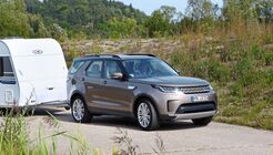 Zugwagen Land Rover Discovery