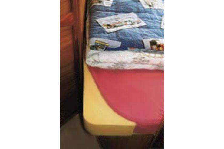 tipps und tricks von leser heinz reimann so wird ihr bett breiter caravaning. Black Bedroom Furniture Sets. Home Design Ideas